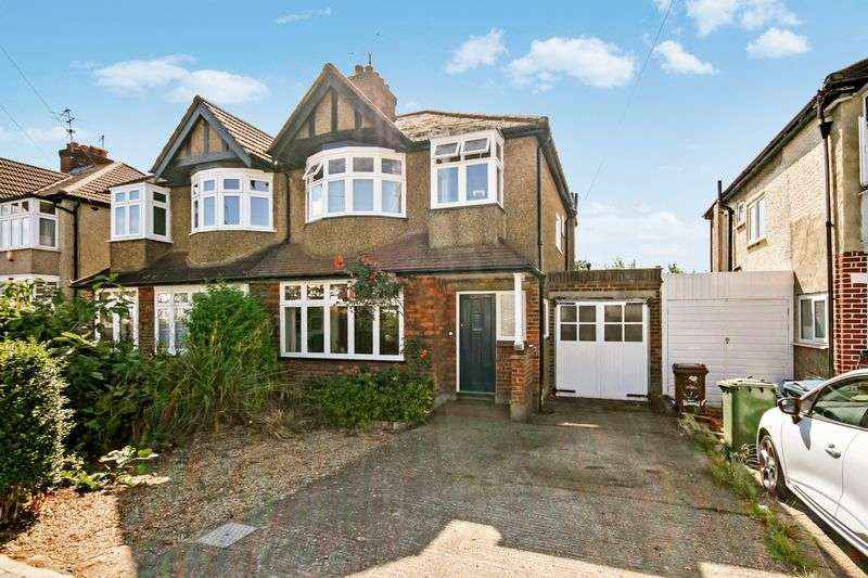 3 Bedrooms Semi Detached House for sale in Cavendish Avenue, Harrow