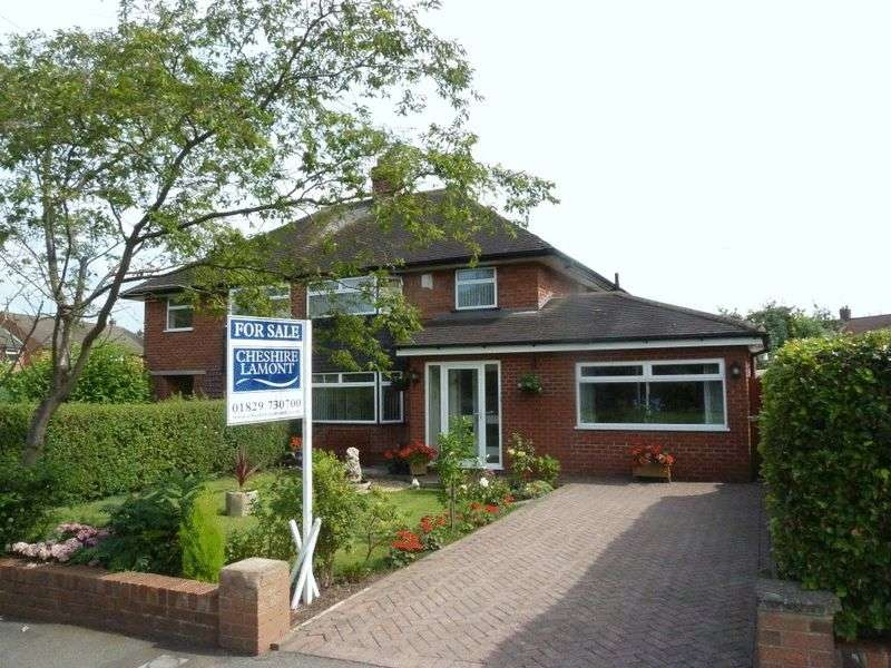 3 Bedrooms Semi Detached House for sale in Marsh Lane, Nantwich