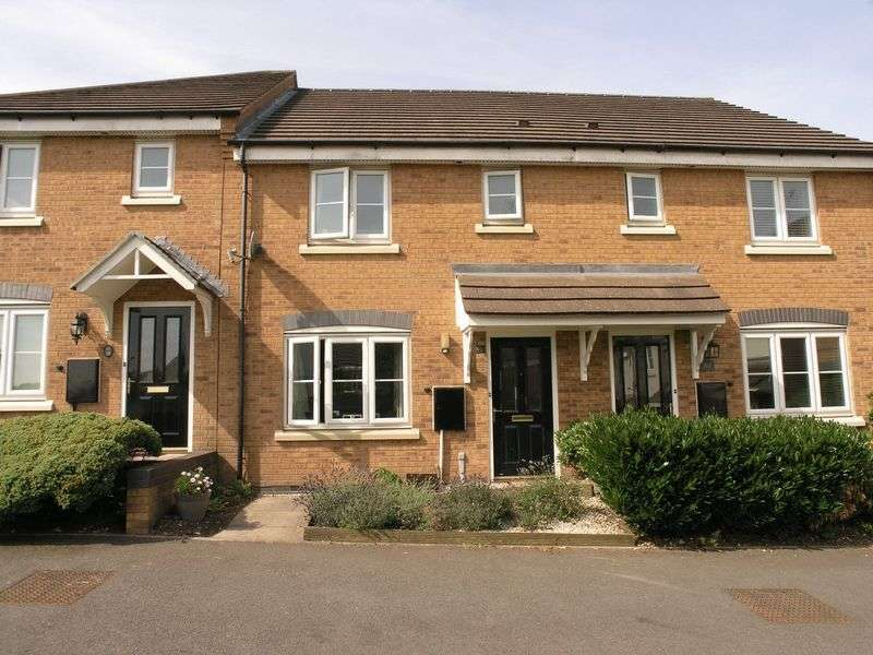 3 Bedrooms Terraced House for sale in Attingham Drive, Dudley