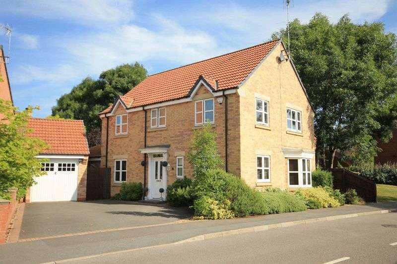 4 Bedrooms Detached House for sale in PRESTWICK WAY, CHELLASTON