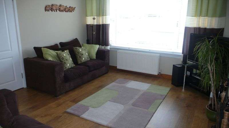 2 Bedrooms Terraced House for sale in Porters Lane, Chapelhall, Airdrie