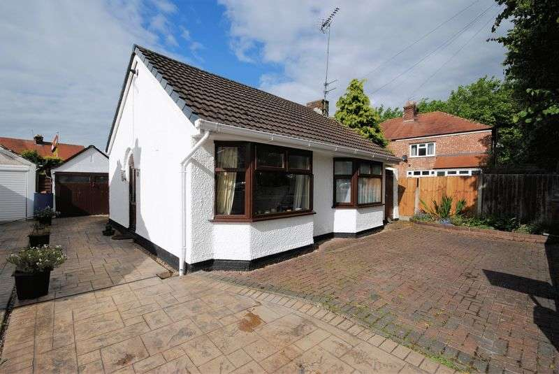 2 Bedrooms Detached Bungalow for sale in Edgewood Road, Upton