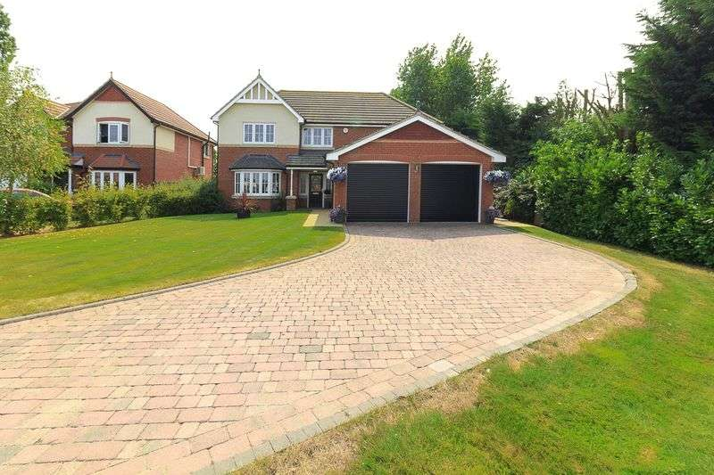 4 Bedrooms Detached House for sale in Hunsdon Close, Eastchurch