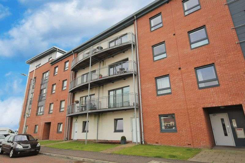 2 Bedrooms Flat for sale in South Victoria Dock Road, Dundee DD1 3BF