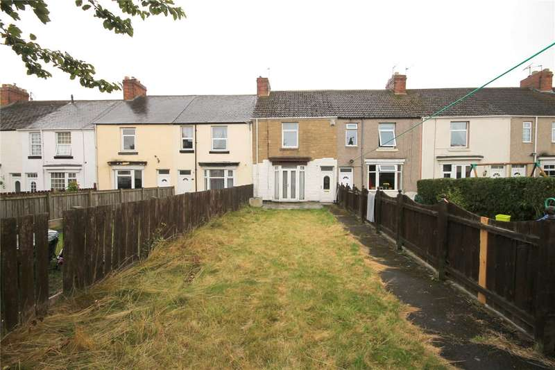 2 Bedrooms Terraced House for sale in Roseberry Terrace, Shildon, County Durham, DL4