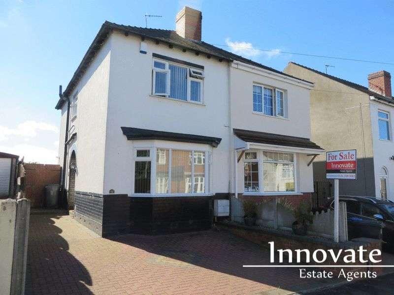 2 Bedrooms Semi Detached House for sale in Linton Road, Cradley Heath