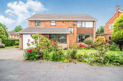 5 Bedrooms Detached House for sale in Holbeche Crescent, Fillongley, Coventry, Warwickshire