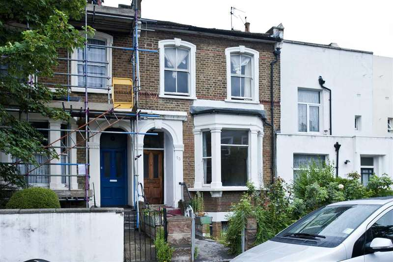 4 Bedrooms House for sale in Stowe Road, Shepherd's Bush