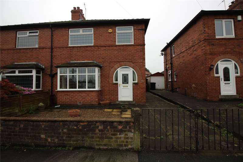 3 Bedrooms Semi Detached House for sale in Richmond Road, Farsley, Leeds, LS28
