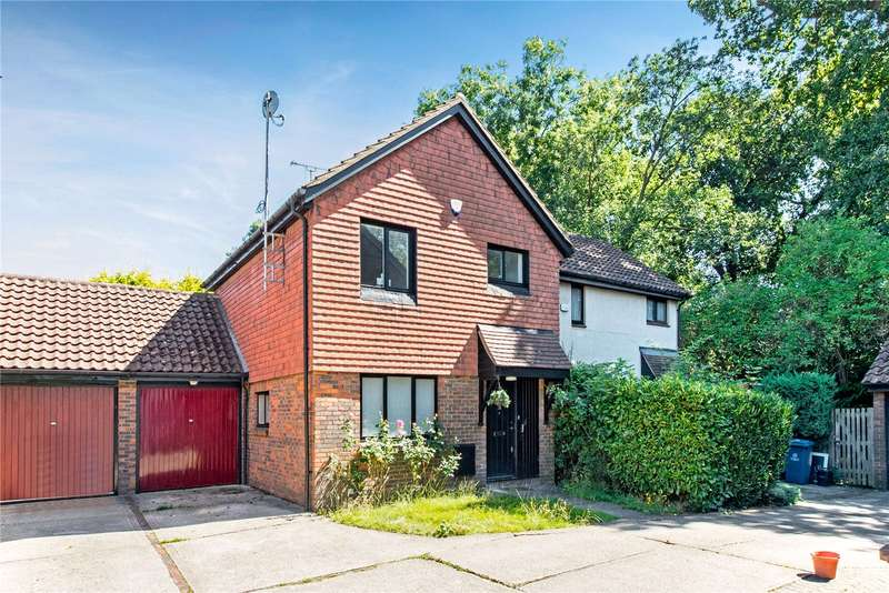 3 Bedrooms Semi Detached House for sale in Talman Grove, Stanmore, HA7