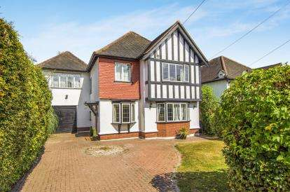 4 Bedrooms Detached House for sale in Chigwell, Essex