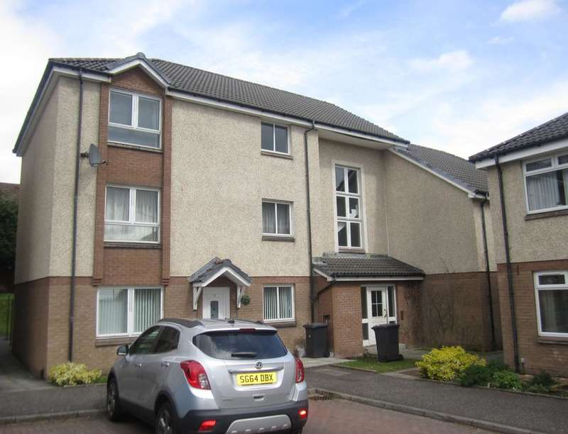 2 Bedrooms Semi Detached House for sale in St. Monica's Way, Coatbridge, ML5