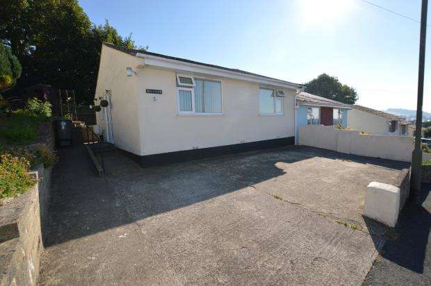 2 Bedrooms Semi Detached Bungalow for sale in Higher Penn, Brixham, Devon