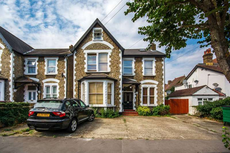 1 Bedroom Flat for sale in Outram Road, Croydon, CR0