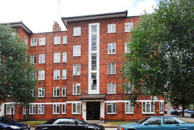 3 Bedrooms Flat for sale in Mackennal Street, St John's Wood, NW8