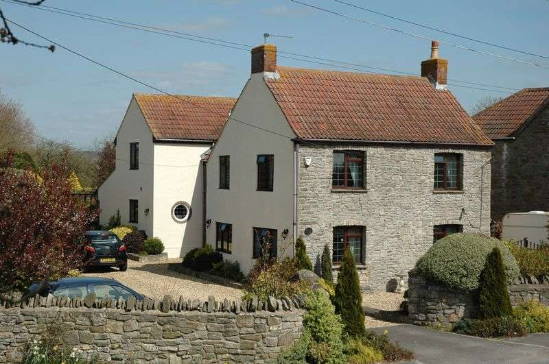 5 Bedrooms Detached House for sale in Kenn, Clevedon