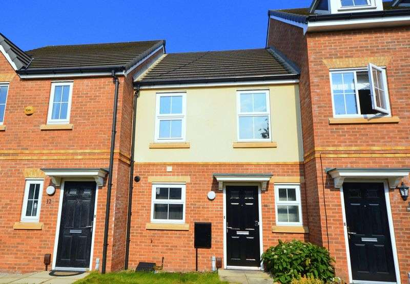 2 Bedrooms Terraced House for sale in Parbrook Road, Huyton