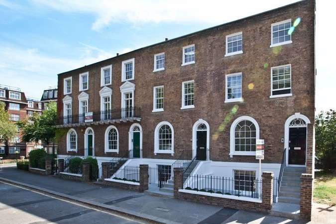 2 Bedrooms Flat for sale in Heathfield Terrace, Chiswick