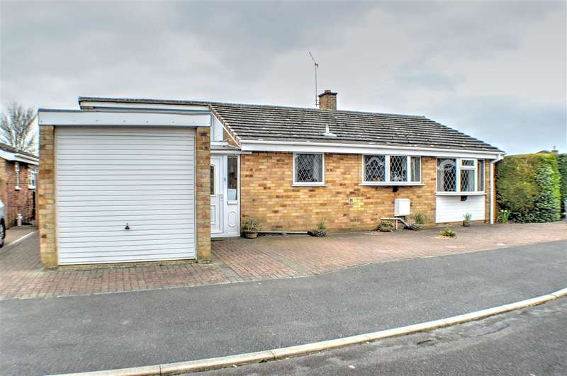 3 Bedrooms Bungalow for sale in Deepdale Drive, Leasingham