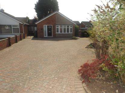 3 Bedrooms Bungalow for sale in Audley Drive, Kidderminster
