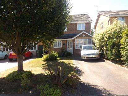 3 Bedrooms Detached House for sale in Langdon Hills, Basildon, Essex