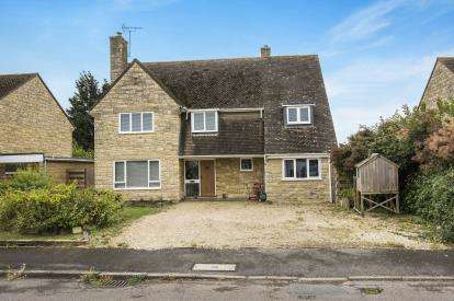 4 Bedrooms Detached House for sale in St. Margarets Drive, Alderton, Tewkesbury, Gloucestershire