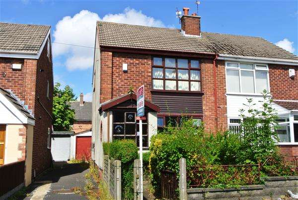 2 Bedrooms Semi Detached House for sale in Bowfell Close, Blackpool