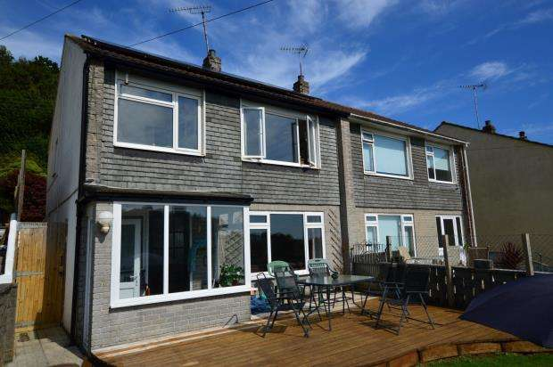 3 Bedrooms Semi Detached House for sale in Seaton Park, Seaton, Torpoint, Cornwall