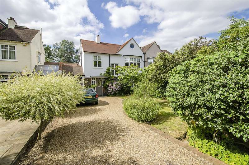 5 Bedrooms Semi Detached House for sale in Court Lane, London, SE21