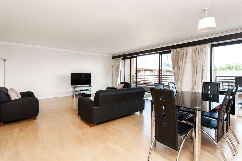3 Bedrooms Flat for sale in Huntsmore House, 35 Pembroke Road, London, W8