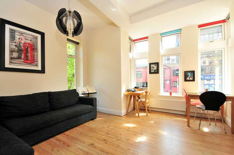 1 Bedroom Flat for sale in The Vale, Acton, W3