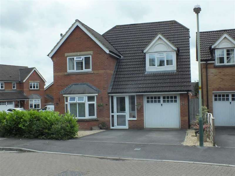 4 Bedrooms Property for sale in Corbin Road, Hilperton, Wiltshire, BA14