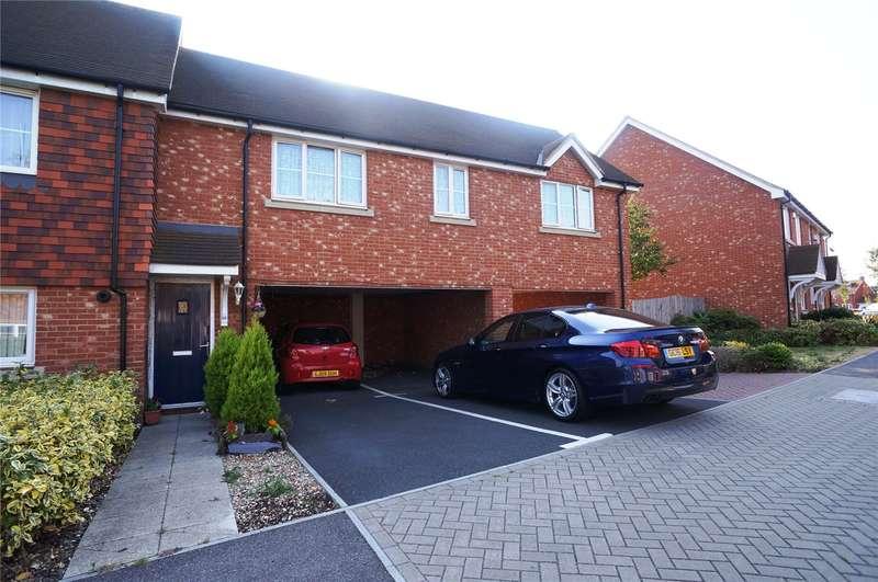 2 Bedrooms Flat for sale in Sword Grove, Wainscott, Rochester, Kent, ME3