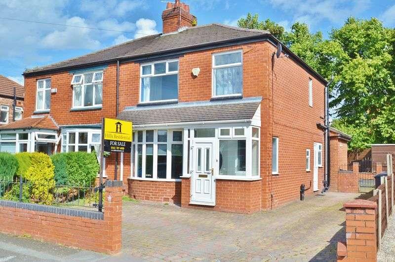 3 Bedrooms Semi Detached House for sale in Venesta Avenue, Salford