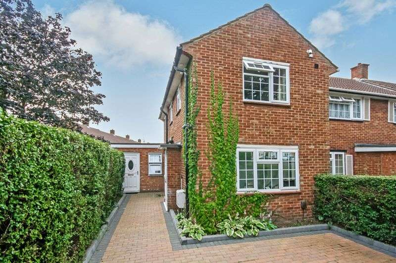 3 Bedrooms Terraced House for sale in Newmarket Avenue, Northolt