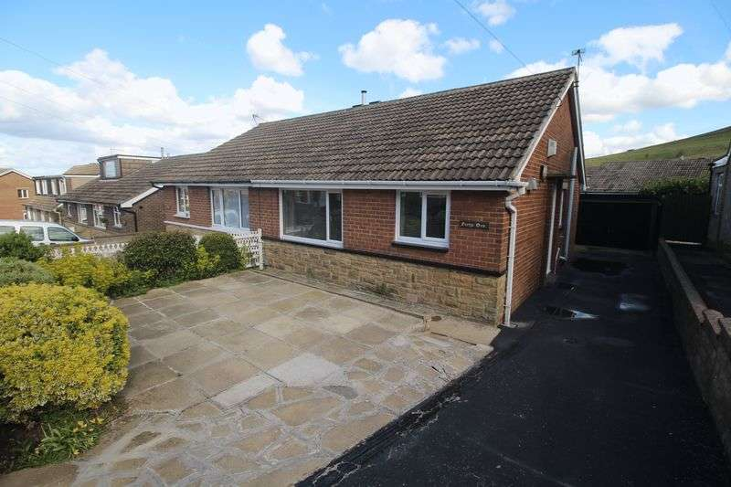 2 Bedrooms Semi Detached Bungalow for sale in Carr Green Avenue, Rastrick