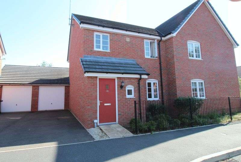 3 Bedrooms House for sale in Hollington Road, Alvechurch