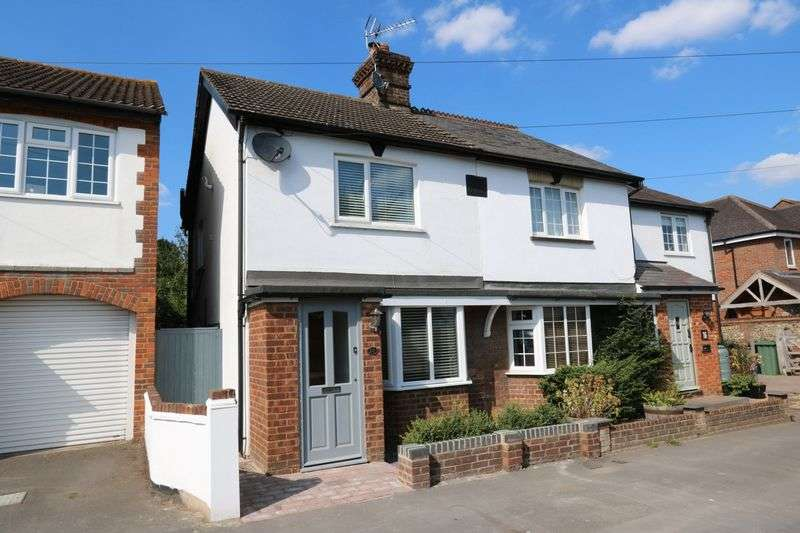 2 Bedrooms Semi Detached House for sale in High Street, Prestwood