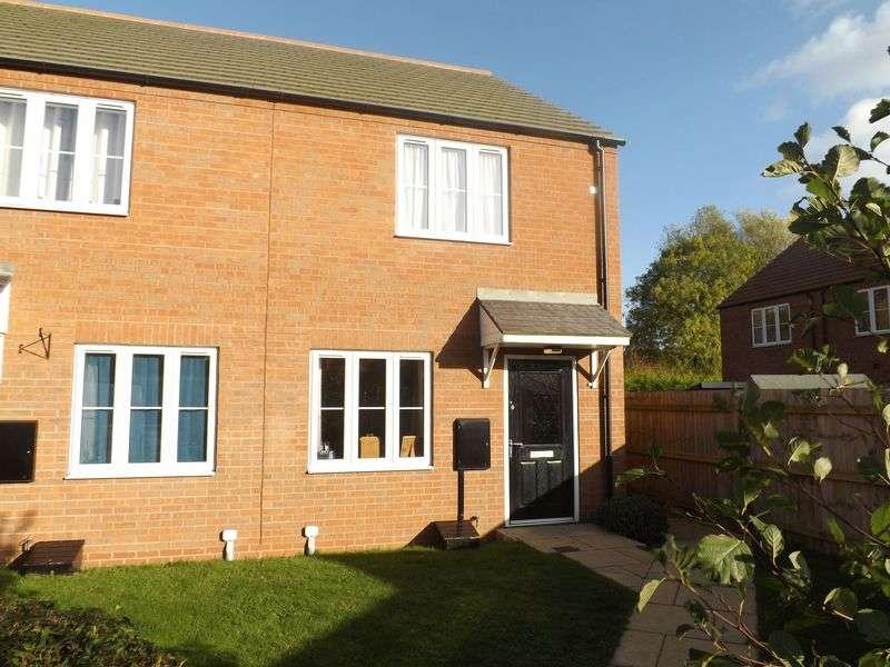 2 Bedrooms House for sale in Moorhen Close, MARKET RASEN