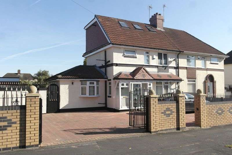 4 Bedrooms Property for sale in Myvod Road, Wednesbury