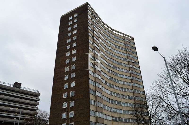 2 Bedrooms Flat for sale in Quantock, Chichester Road, Southend-On-Sea, Essex, SS2