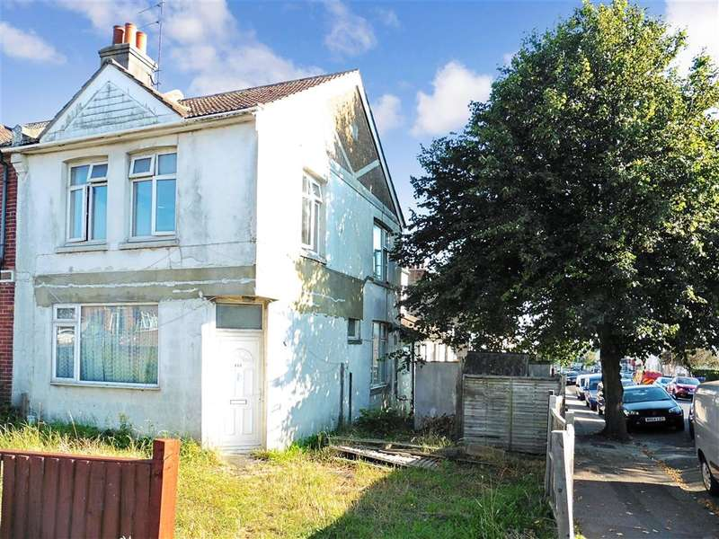 4 Bedrooms Semi Detached House for sale in Old Shoreham Road, Southwick, Brighton, West Sussex