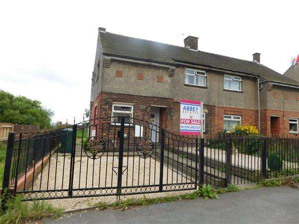 3 Bedrooms Semi Detached House for sale in Beacon Place, Wibsey, Bradford