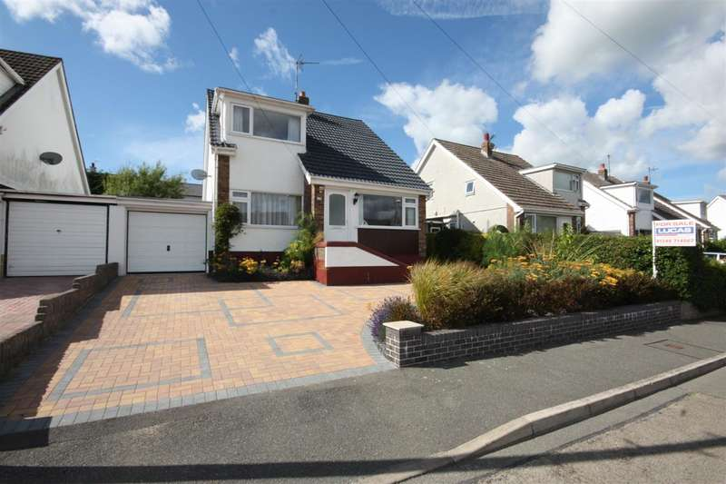 4 Bedrooms Detached House for sale in Brynteg Estate, Llandegfan