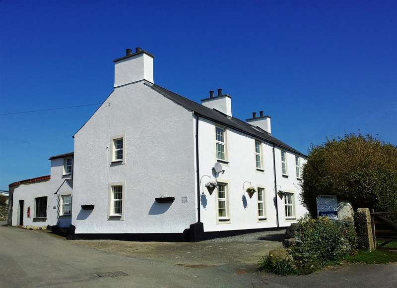 5 Bedrooms Detached House for sale in Siop Elim, Llanddeusant