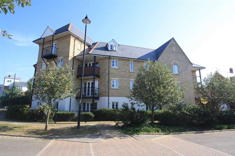 2 Bedrooms Apartment Flat for sale in Alnesbourn Crescent, Ipswich