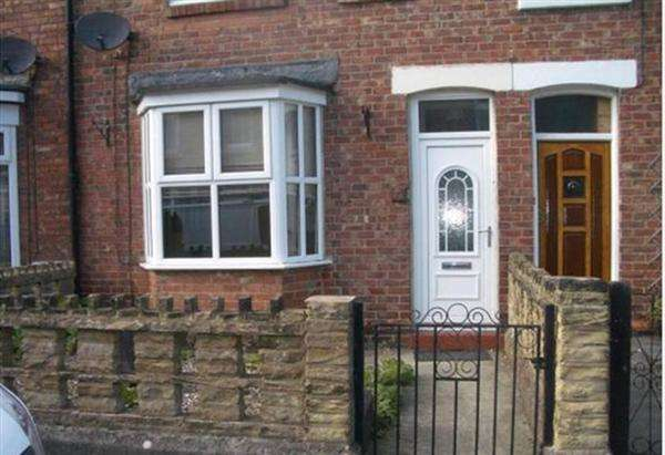 3 Bedrooms Terraced House for sale in Salisbury Place, Durham