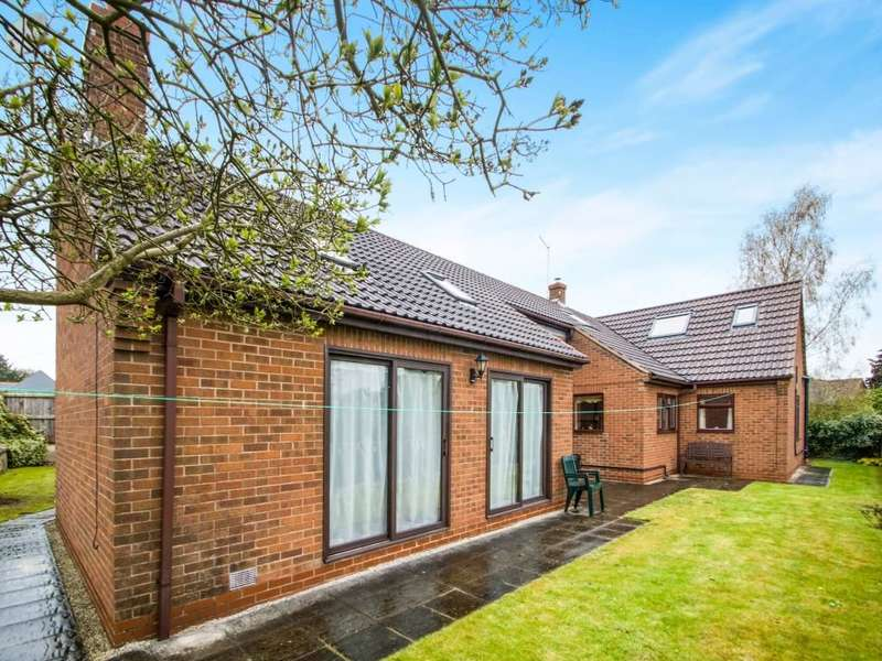 4 Bedrooms Detached Bungalow for sale in The Haven Main Street, Kneesall, Newark, NG22