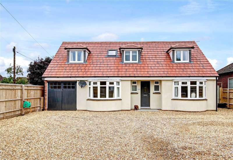 4 Bedrooms Detached House for sale in Elcot Lane, Marlborough, Wiltshire, SN8