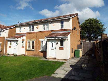 3 Bedrooms Semi Detached House for sale in Balmore Close, Bolton, Greater Manchester, BL3